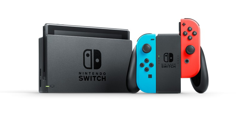 Support for Nintendo Switch