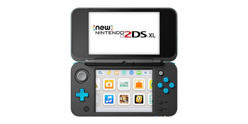 Support for New Nintendo 2DS XL