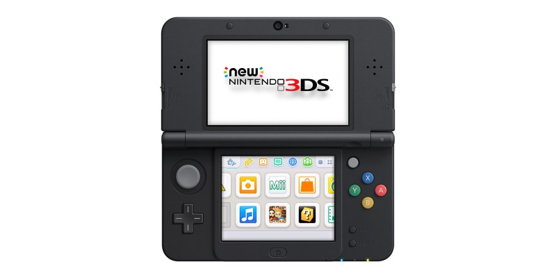 Support for New Nintendo 3DS