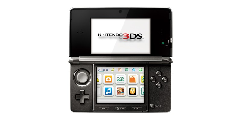Support for Nintendo 3DS