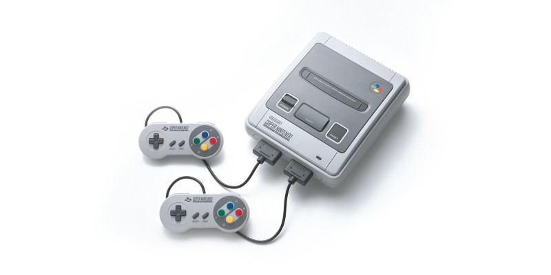 Kundenservice für Super Nintendo Entertainment System