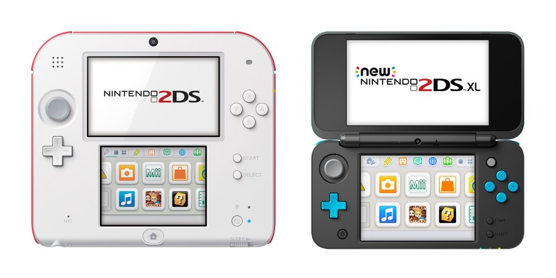 Nintendo 2DS & New Nintendo 2DS XL