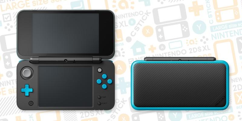 New Nintendo 2ds Xl Nintendo 3ds Nintendo