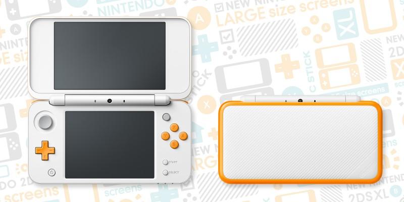 New Nintendo 2ds Xl Familia Nintendo 3ds Nintendo