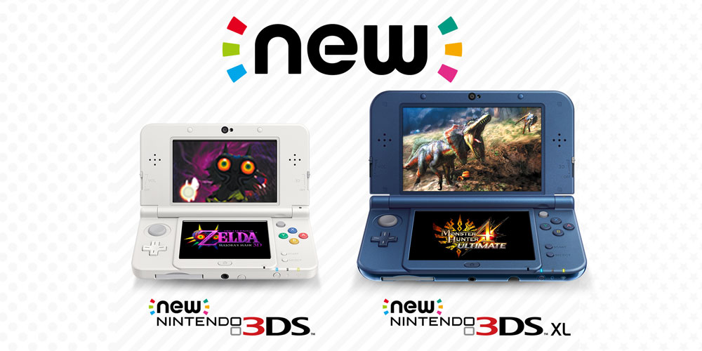 New Nintendo 3ds Xl : New nintendo ds xl familie