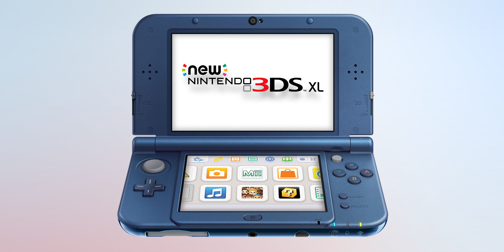 New Nintendo 3ds Xl : Nintendo ds family