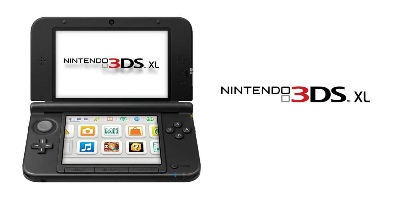 Nintendo 3ds deals xl
