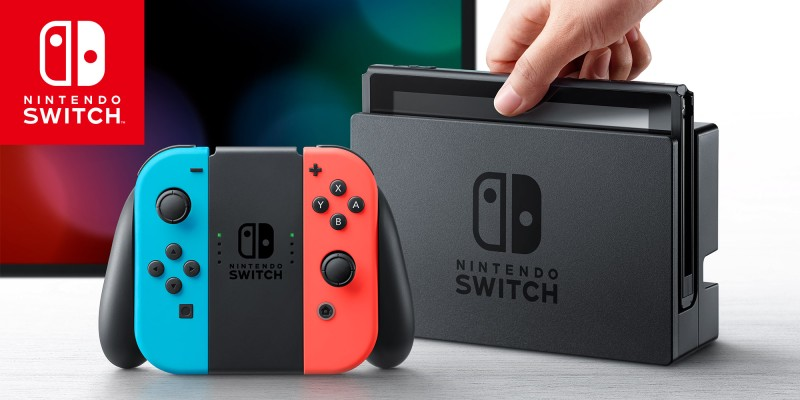 Cos'è Nintendo Switch?