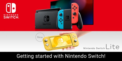 Just got a Nintendo Switch? Take a look at a few of its features!