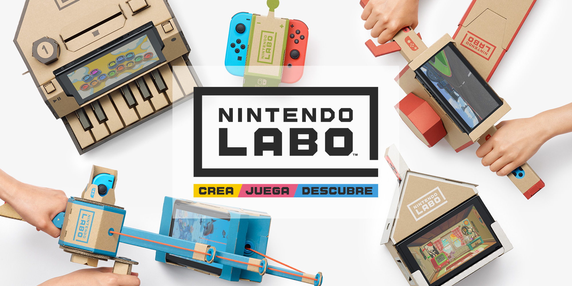 Resultado de imagen de Nintendo labo