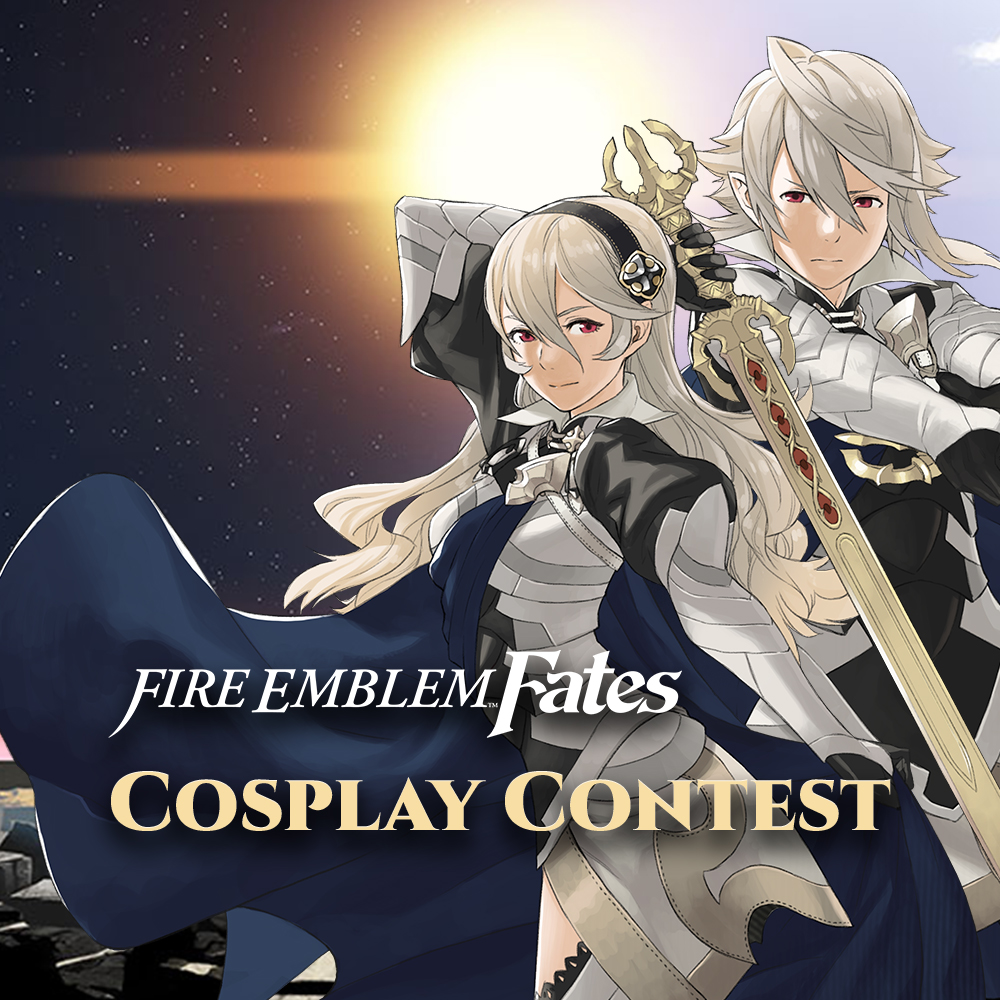 Calling all Fire Emblem Cosplayers! Show off your costume at Hyper Japan for a chance to win rare prizes!