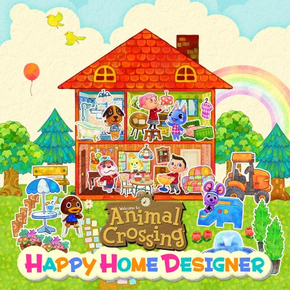 Reese Animal Crossing Collection Nintendo