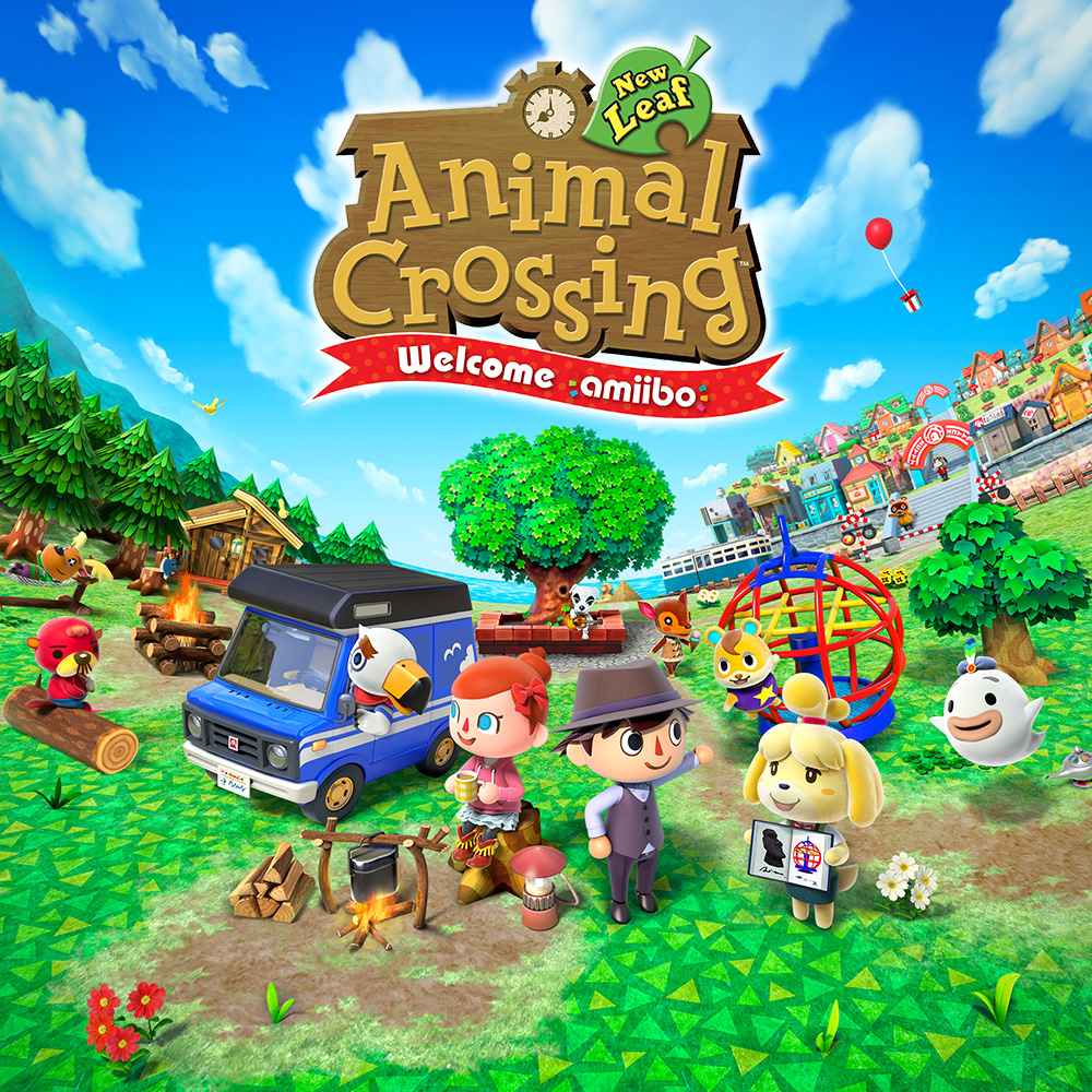 Which animal crossing character are you news nintendo for Animal crossing new leaf arredamento