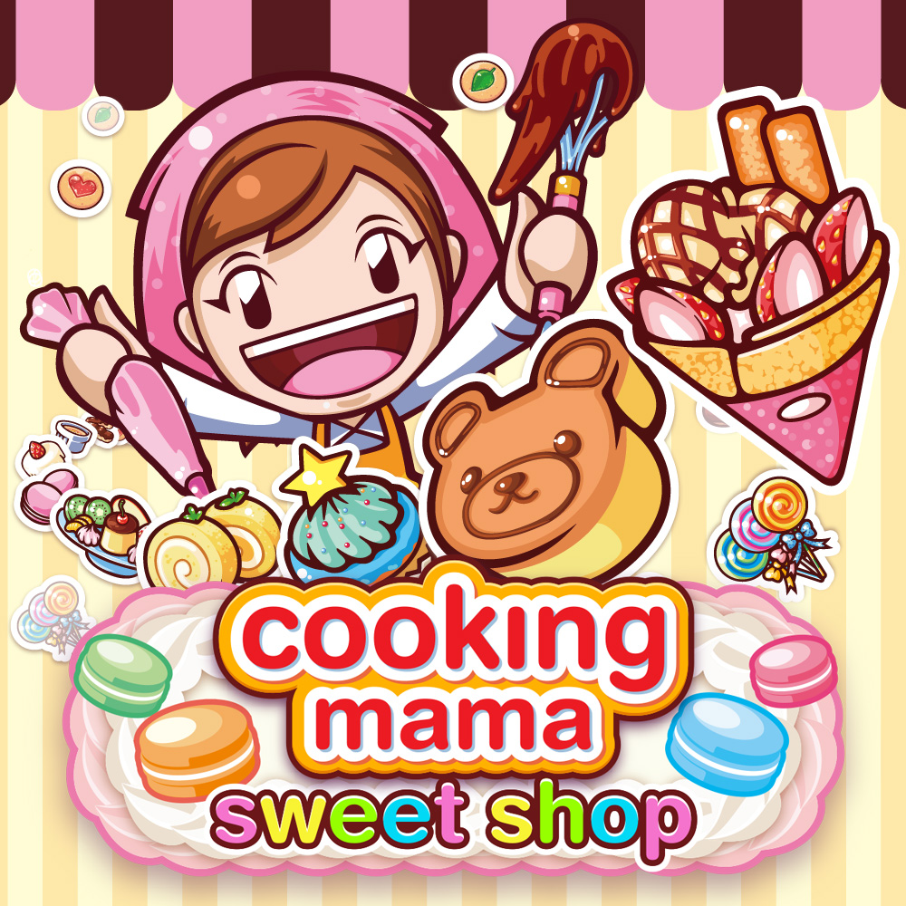 E Cooking Games Cake Shop