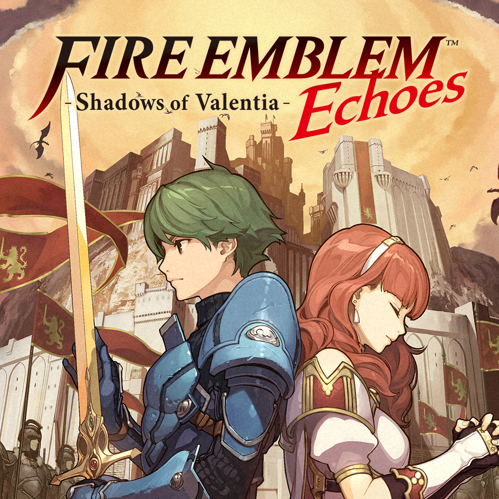 Expand your adventure with new downloadable content for Fire Emblem Echoes: Shadows of Valentia from 19th May