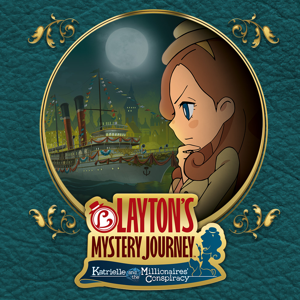 Solve it like a Layton at our LAYTON'S MYSTERY JOURNEY™: Katrielle and the Millionaires' Conspiracy website!
