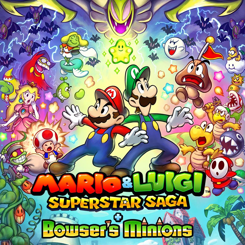 Mario And Luigi Superstar Saga Walkthrough Chuggaaconroy