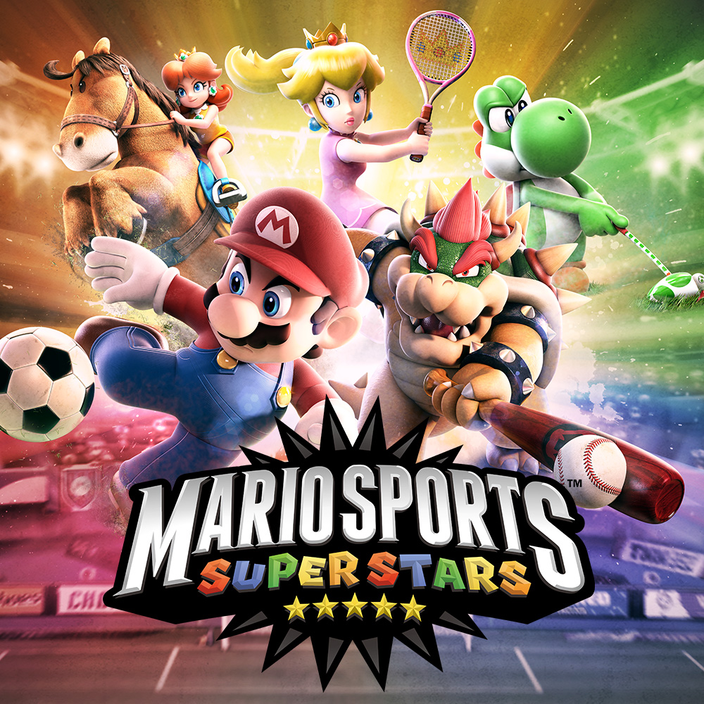 Preparati alla sfida con il sito di Mario Sports Superstars!