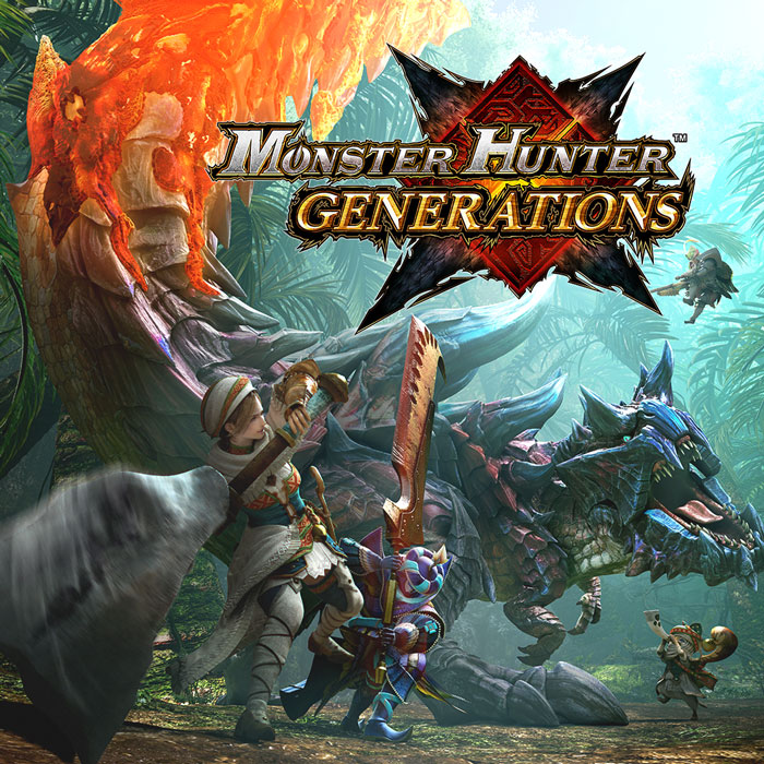 Monster Hunter™ Generations