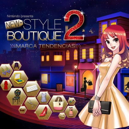 Nintendo presenta: New Style Boutique 2 - ¡Marca tendencias!