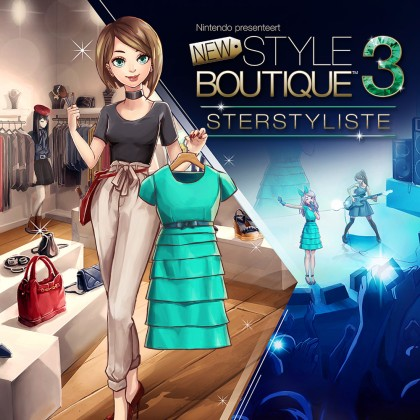 Nintendo presenteert: New Style Boutique 3 - Sterstyliste