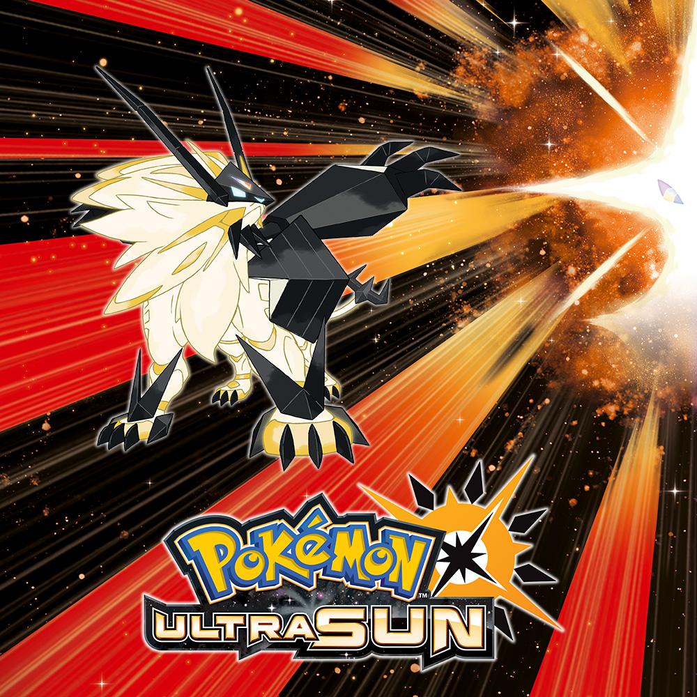 Pokémon Ultra Sun - Nintendo 3DS - Games - Nintendo