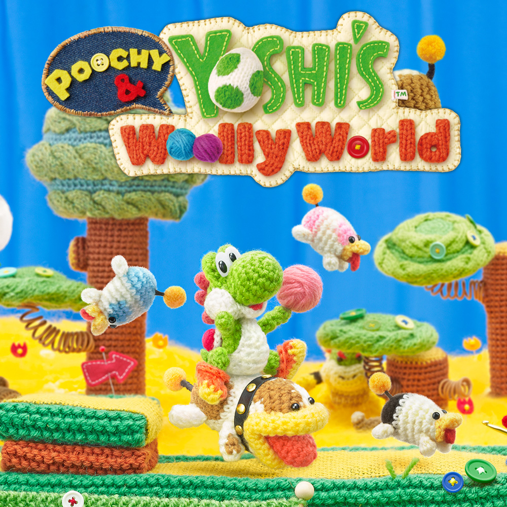 Take a peek at how the Poochy & Yoshi's Woolly World stop motion animations were made in our behind the scenes feature!