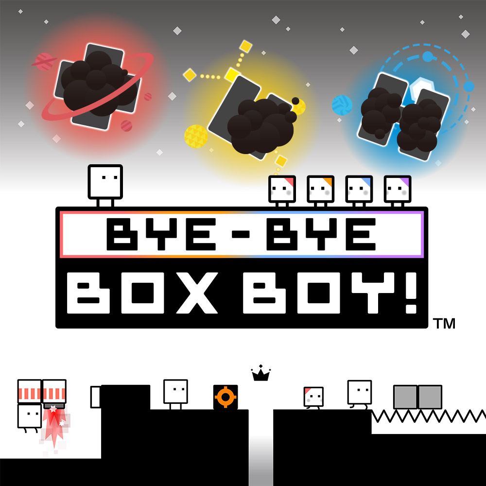 Bye Bye Boxboy Nintendo 3ds Download Software Games Nintendo