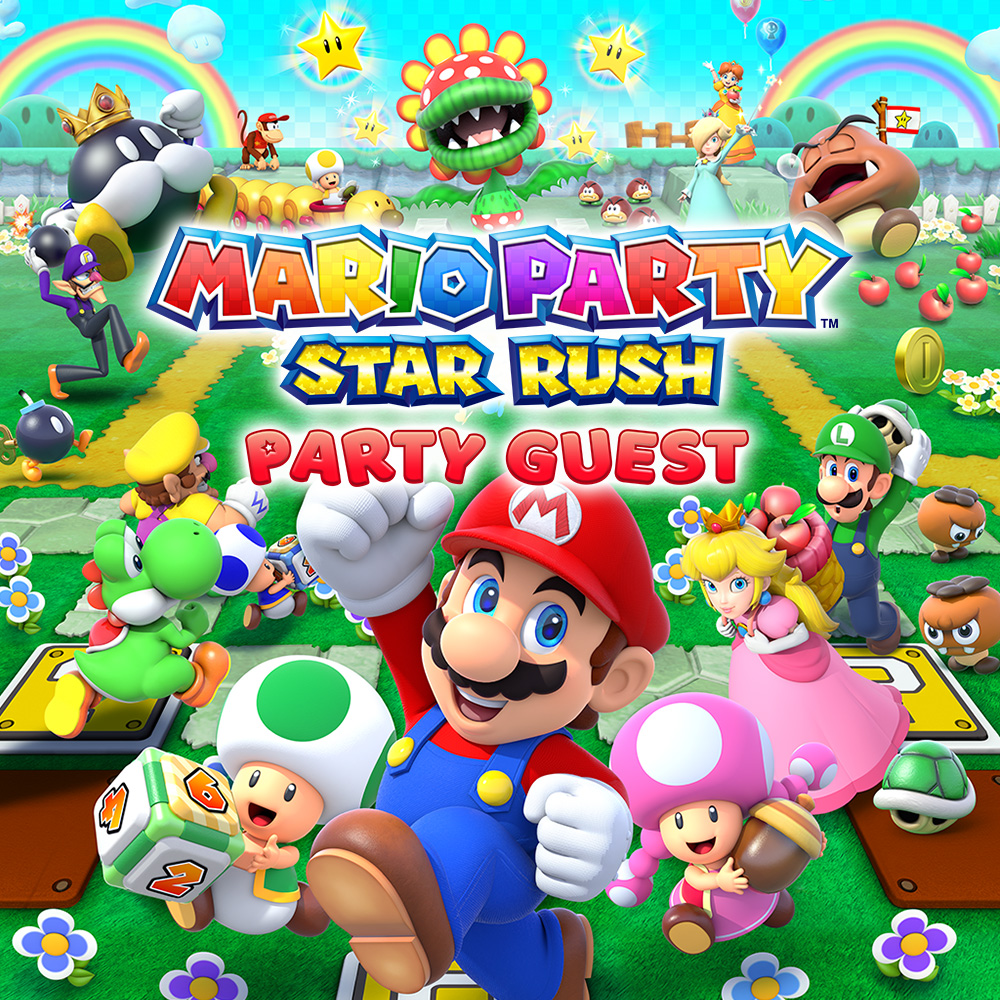 Mario Party: Star Rush - Party Guest