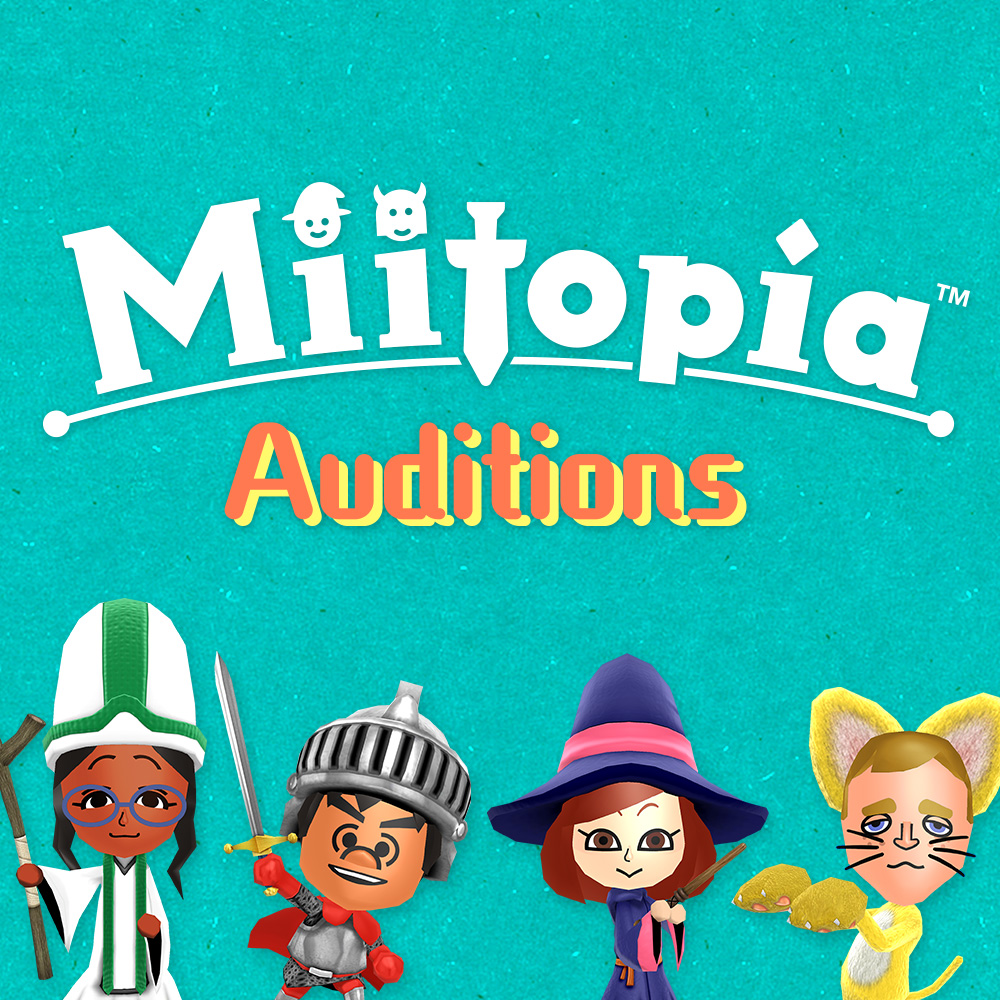 Miitopia : auditions