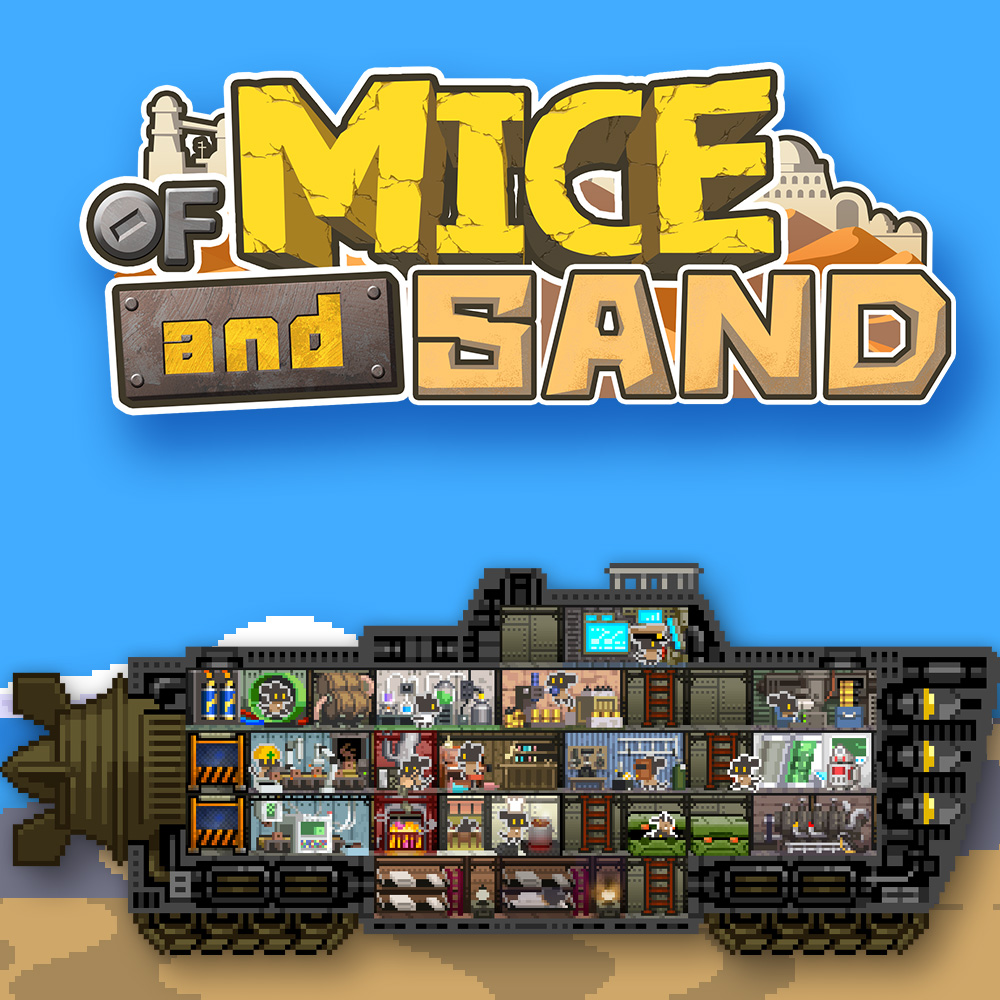 Of Mice And Sand