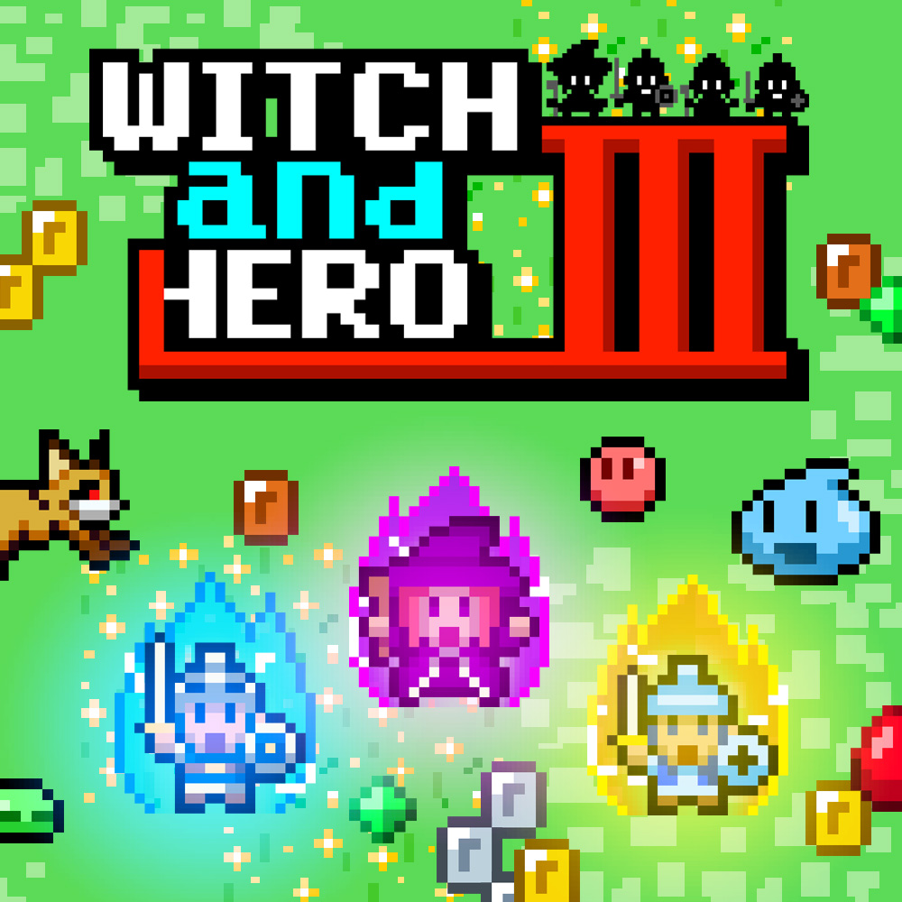 Witch & Hero 3