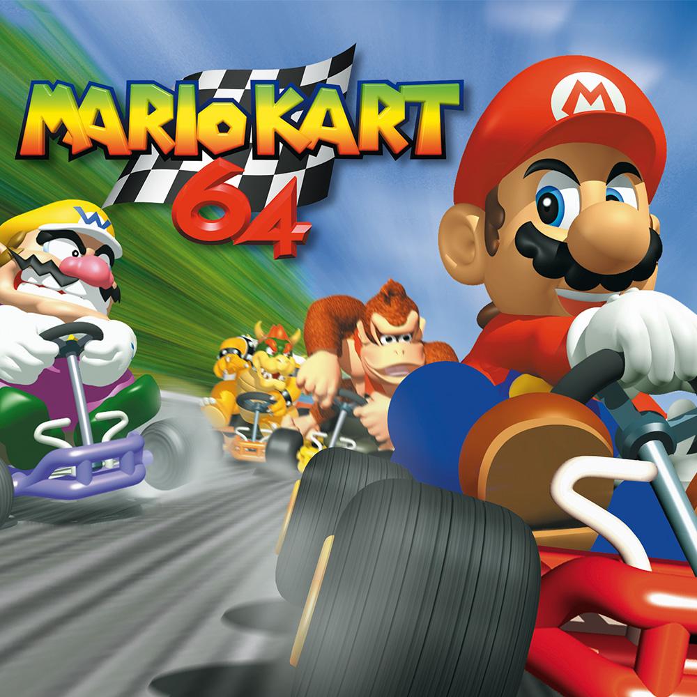 Mario Kart 64 Nintendo 64 Juegos Nintendo