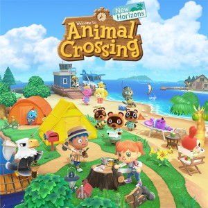 Nintendo Switch Animal Crossing: New Horizons Edition now available to pre-order at the Nintendo Official UK Store!