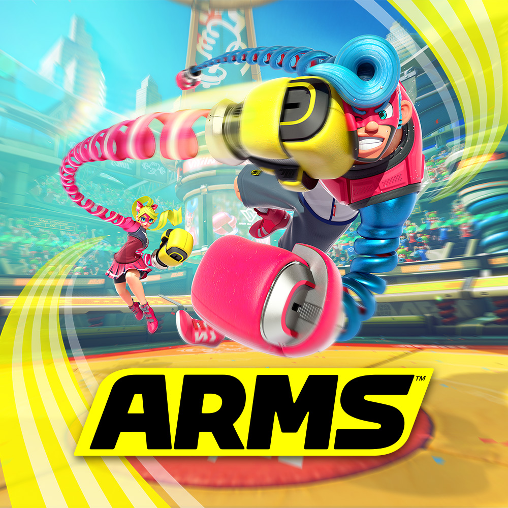 ARMS | Nintendo Switch | Games | Nintendo