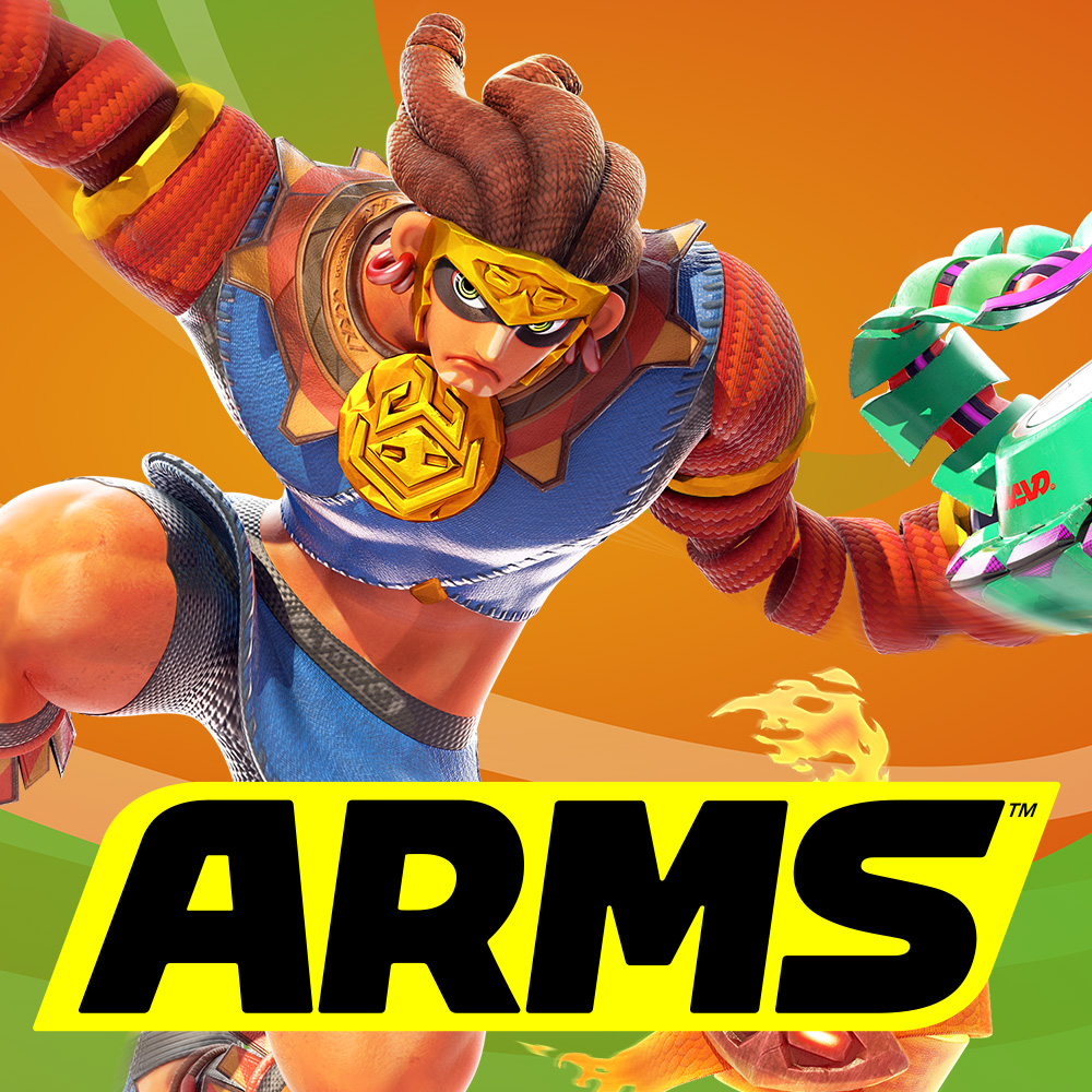 Spirited new fighter Misango joins ARMS!