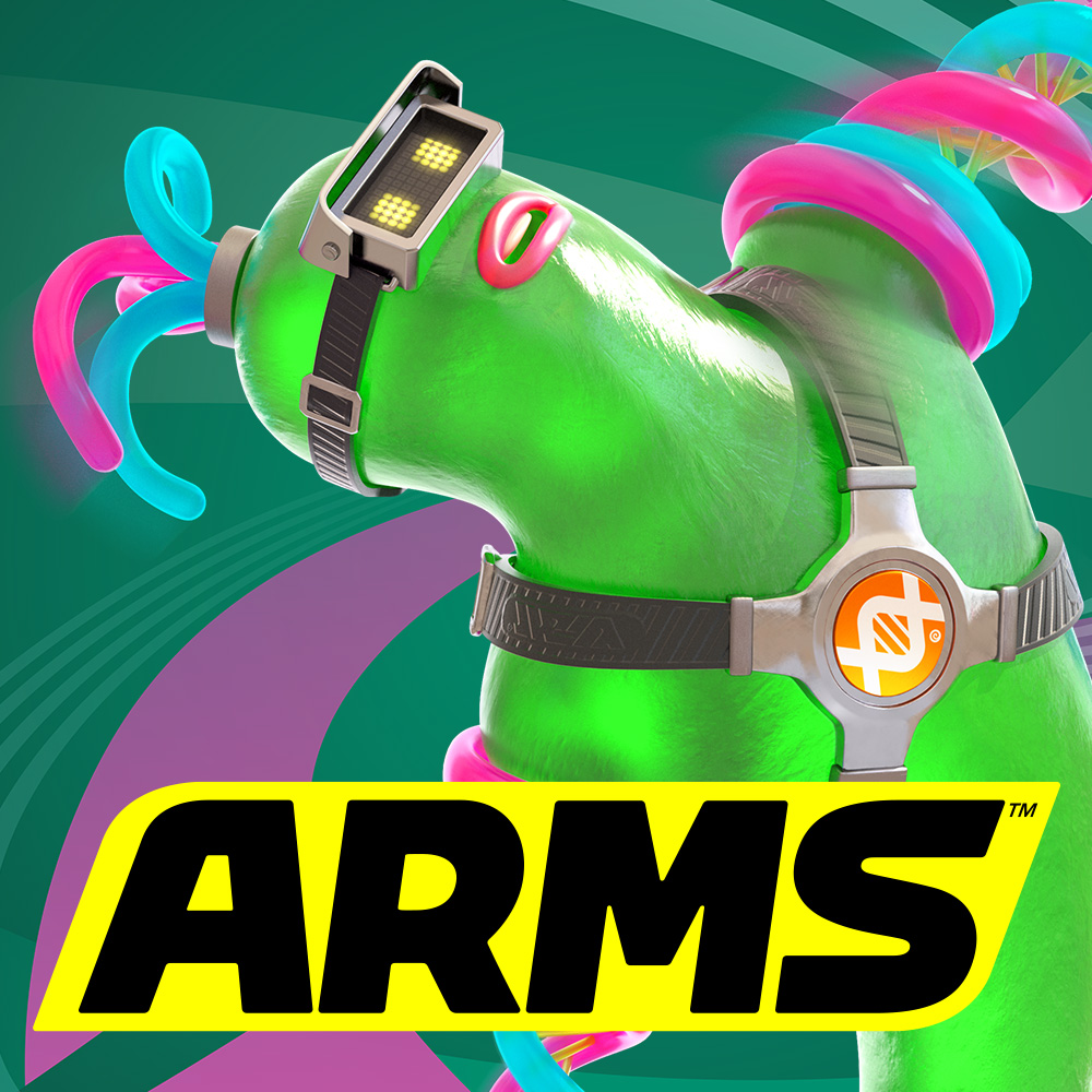 Introducing the fighters of ARMS
