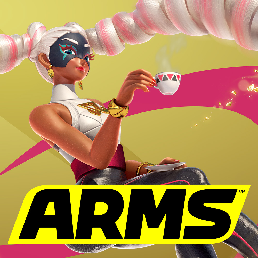 Nieuwe vechters in ARMS: Twintelle, Byte & Barq, en Kid Cobra