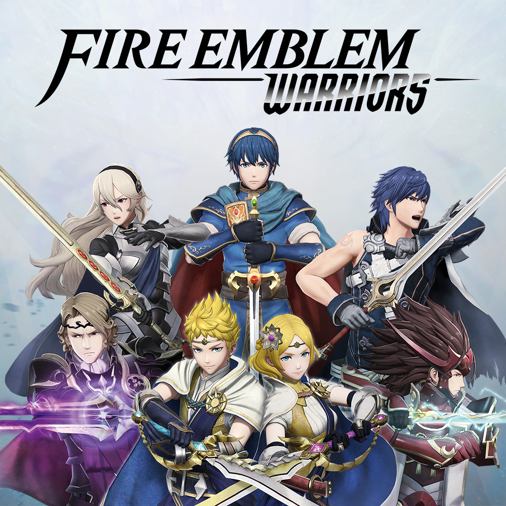 Treehouse Live charge into battle in Fire Emblem Warriors