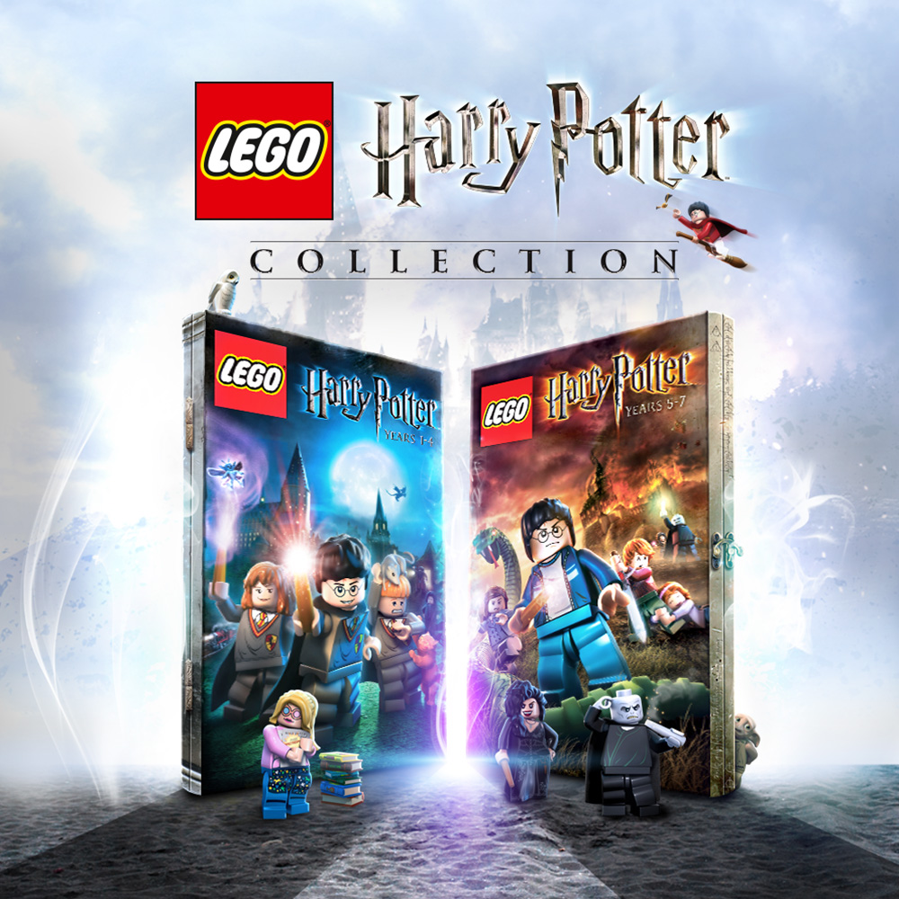 Lego Harry Potter Collection Nintendo Switch Games Nintendo