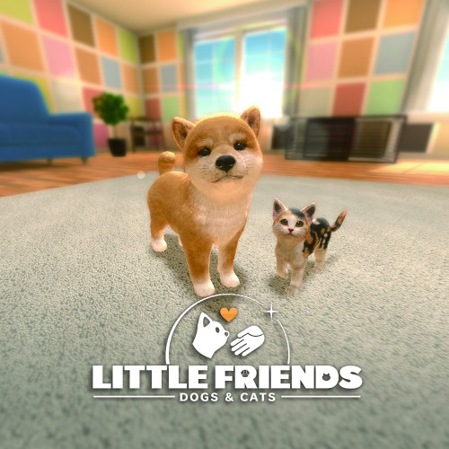 Little Friends: Dogs & Cats