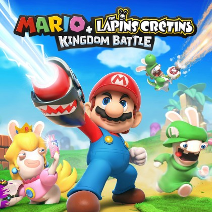 Mario + The Lapins Crétins™ Kingdom Battle