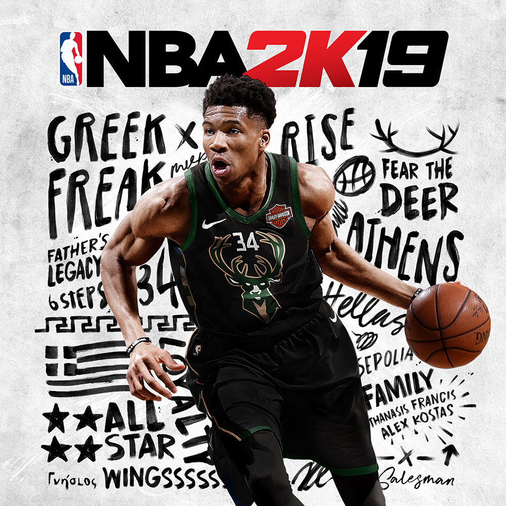 5e0f1815eb97 NBA 2K19 !Information
