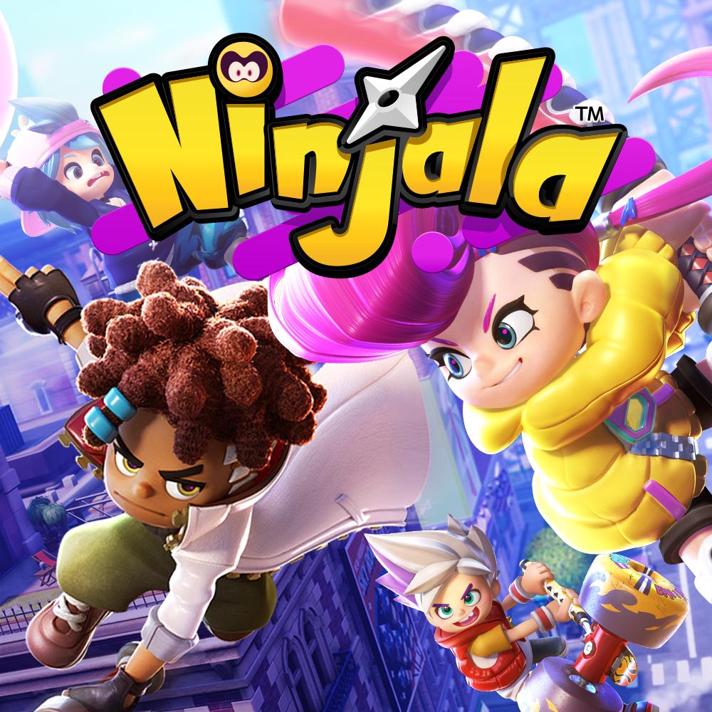 Ninjala   Nintendo Switch   Giochi   Nintendo