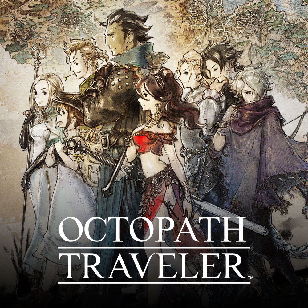best games Octopath Traveler