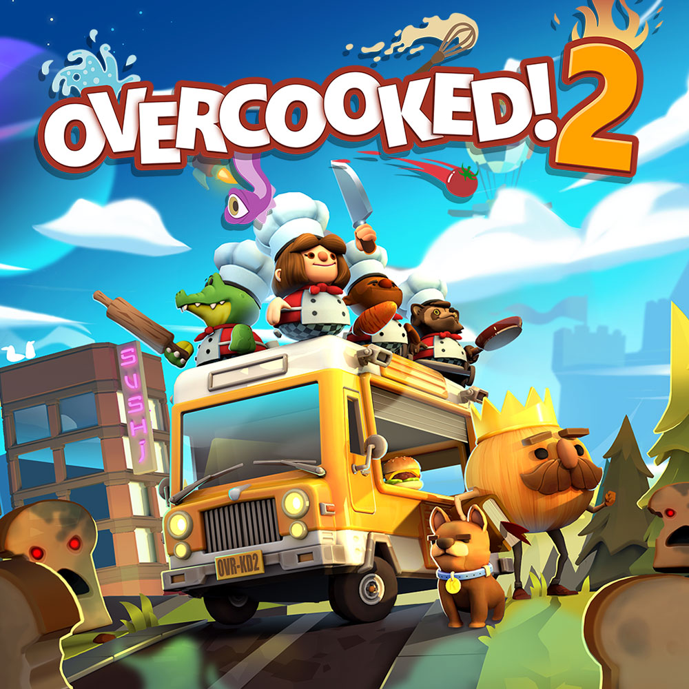 Overcooked 2 Nintendo Switch fysiek