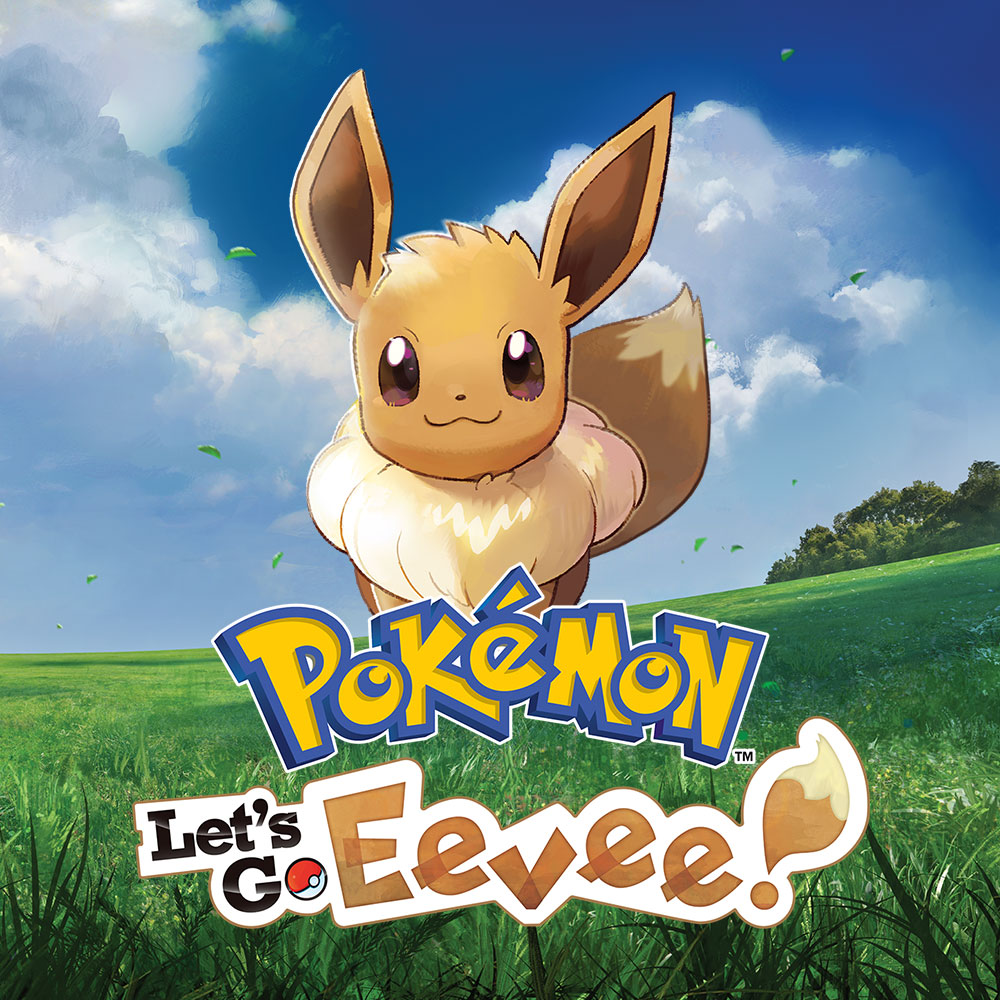 Pokémon: Let's Go, Eevee! | Nintendo Switch | Games | Nintendo