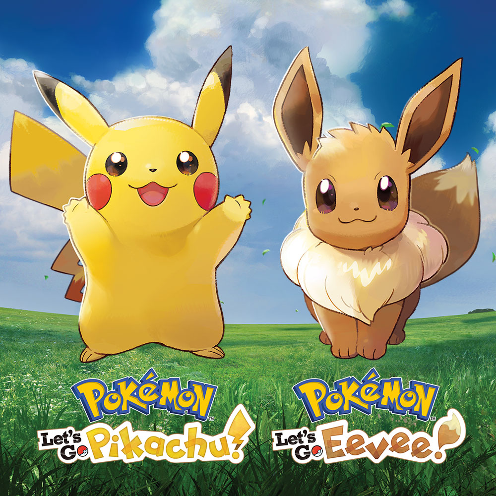 Pokémon games unveiled for Nintendo Switch