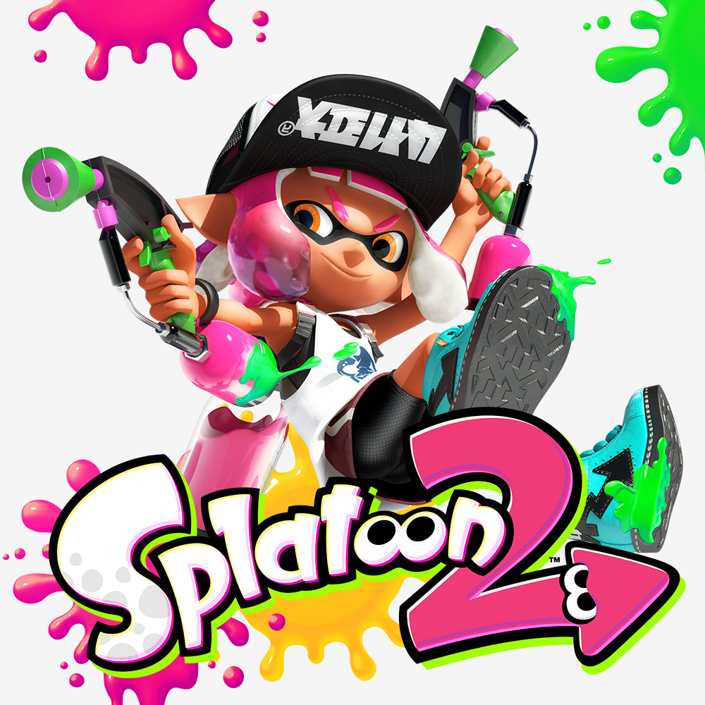Descobre as armas de Splatoon 2 – parte 2