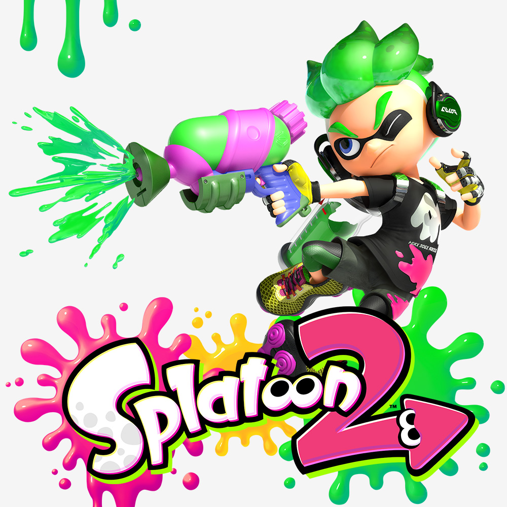 Neues vom Squid Research Lab: Spezialwaffen in Aktion!